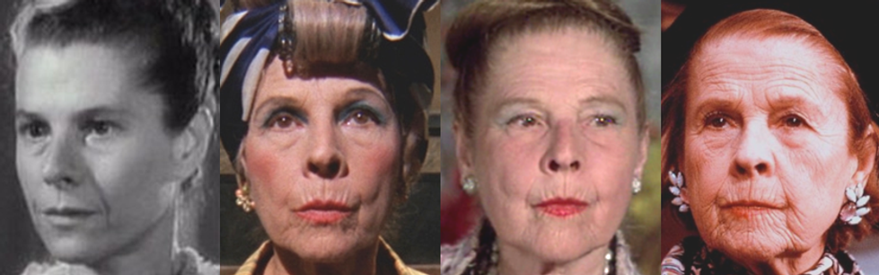 Ruth Gordon 1985