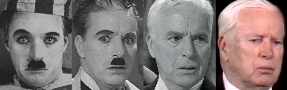 Charles Chaplin 1977