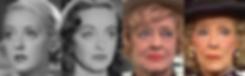 Bette Davis 1989
