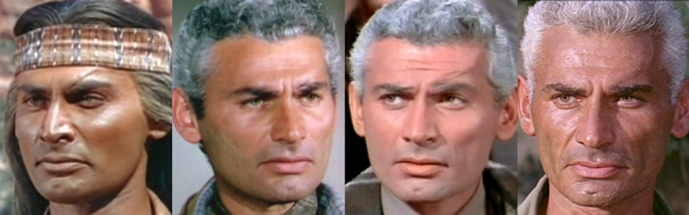 Jeff Chandler 1961