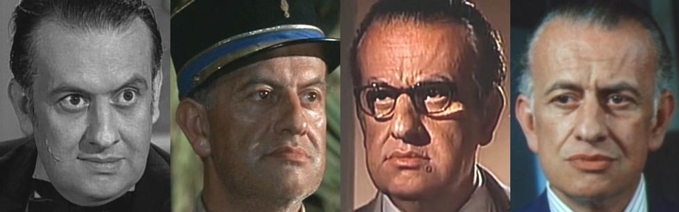 Oscar Beregi 1976