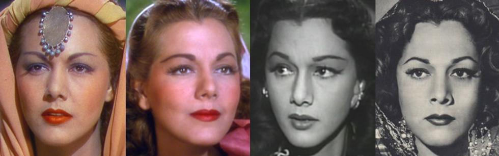 Maria Montez 1951
