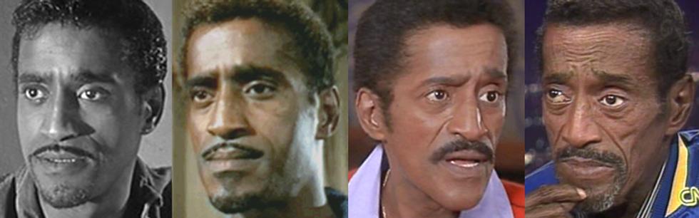Sammy Davis Jr 1990