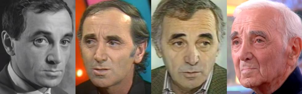 Charles Aznavour 2018