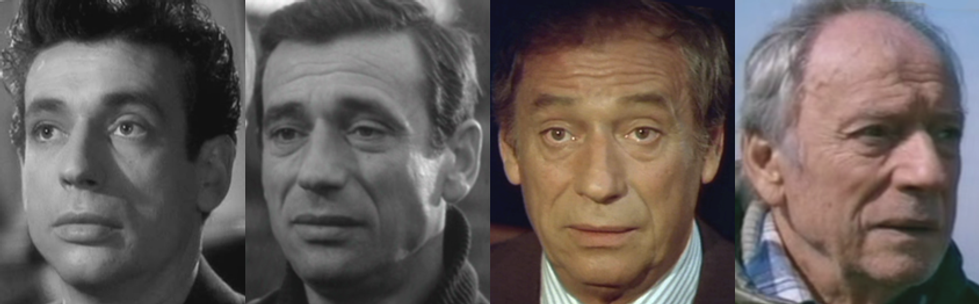 Yves Montand 1991