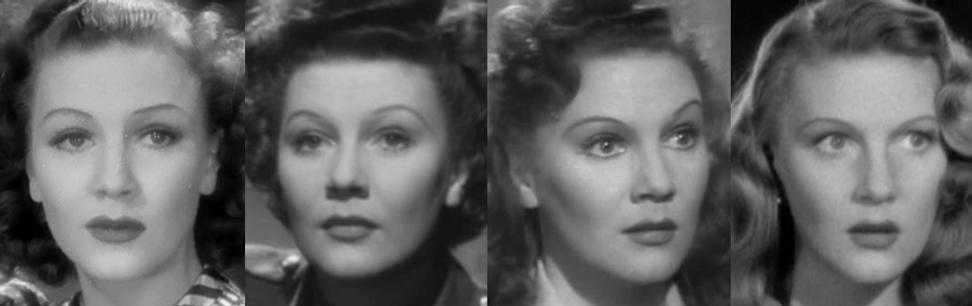 Jean Gillie 1949