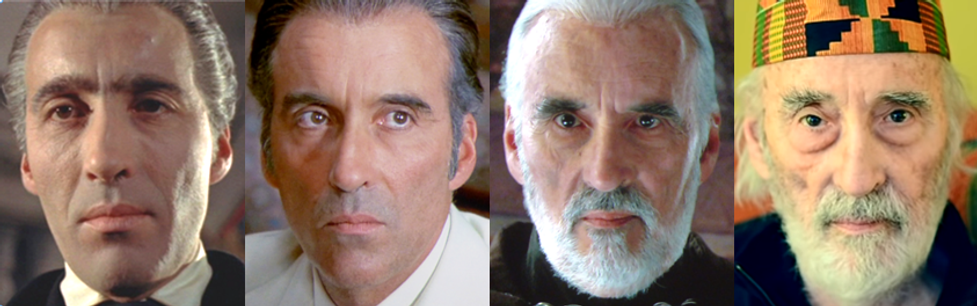 Christopher Lee 2015