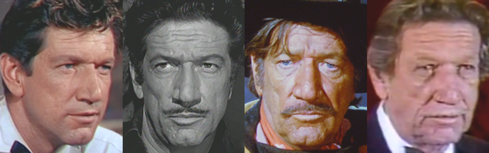 Richard Boone 1981