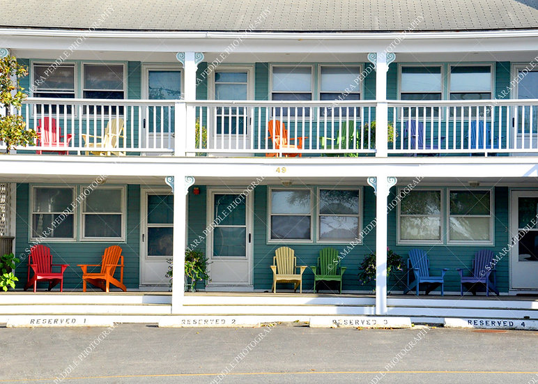 Rainbow Beach Chairs