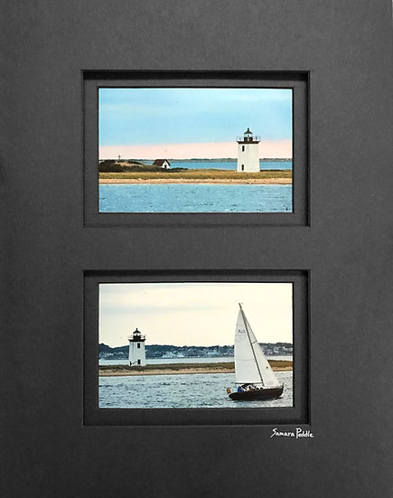 Lighthouse & Sail