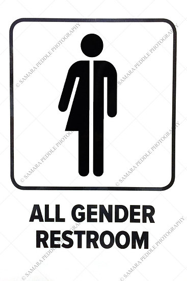 Restroom Sign For All - No.2