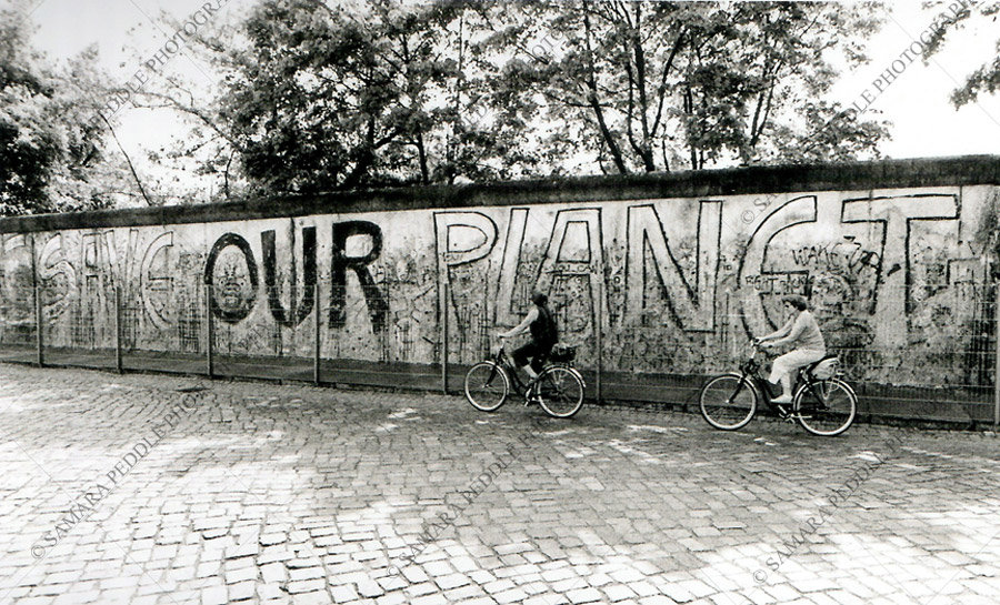 Save Our Planet / Berlin Wall