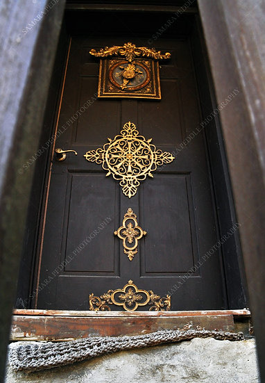 Magellan's Door