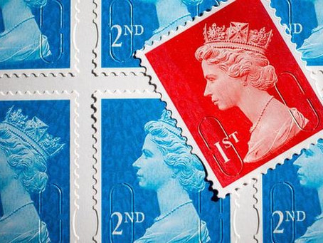 Royal Mail announce New Year increase in price of stamps