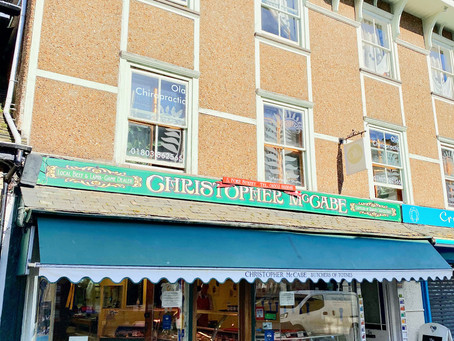 C. M. McCABE BUTCHERS - our meat supplier's story