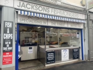 FISH!  Jacksons, our local fish supplier's story
