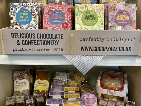 NEW PRODUCTS TO TRY!           Both companies use quality ingredients and are run sustainably
