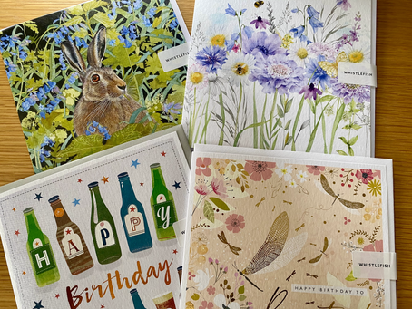 Exceptional range of eco-friendly cards at great prices!