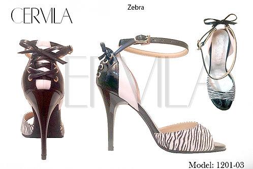 1201-03 Zebra SIZE 38