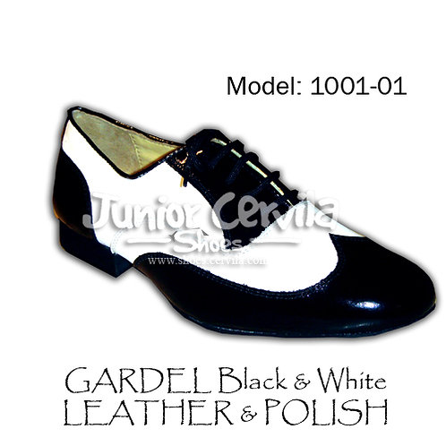 1001-01 Gardel Black and White