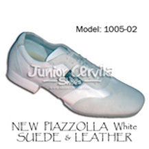 1005-02 New Piazzolla Suede Leather
