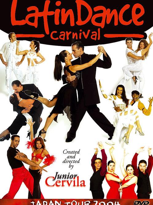 Junior Cervila - Latin Dance Carnival 2004