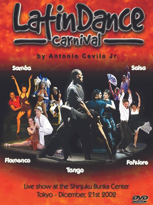 Junior Cervila - Latin Dance Carnival 2002