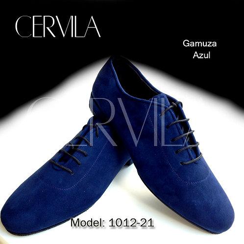 1012-21 Blue Suede Shoes