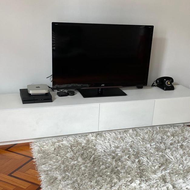 Modular para TV y Alfombra