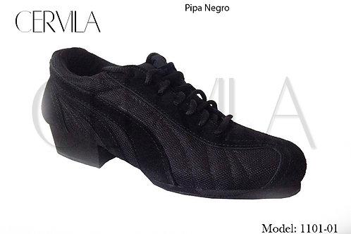 1101-01 Pipa negro size 34