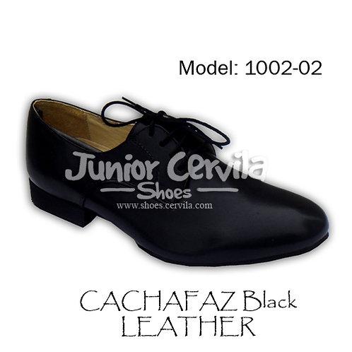 1002-02 Cuero Negro