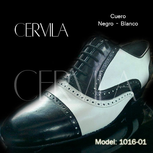 1016-01 Pebote Black White