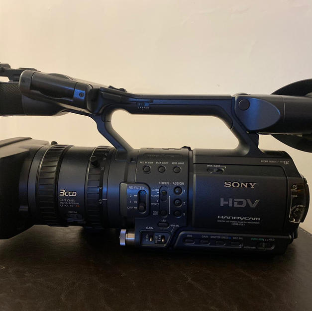 Sony Z1 Full hd Z-1 nueva con baterias y accesorios
