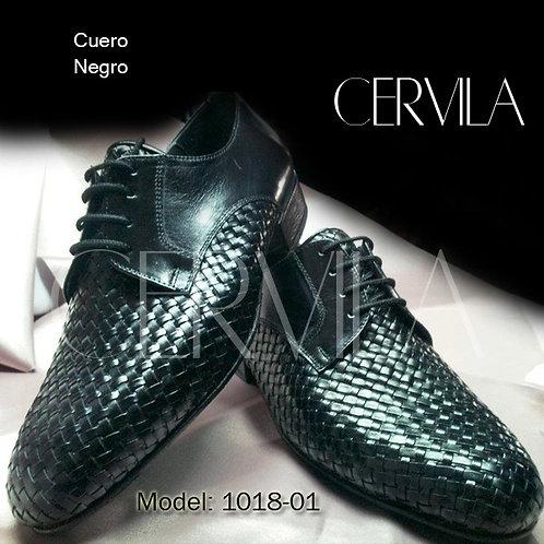 1018-01 Trenza Negro size 39