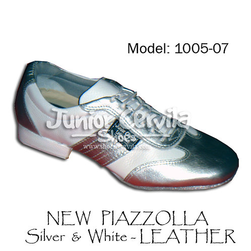 1005-07 New Piazzolla Silver White