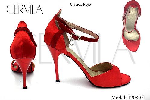 1208-01 Clasico Rojo SIZE 37