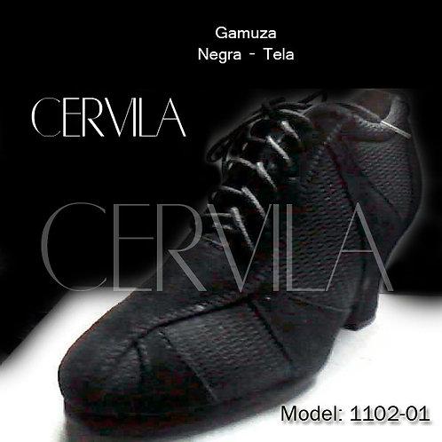 1102-01 Donna size 35 heel 2in