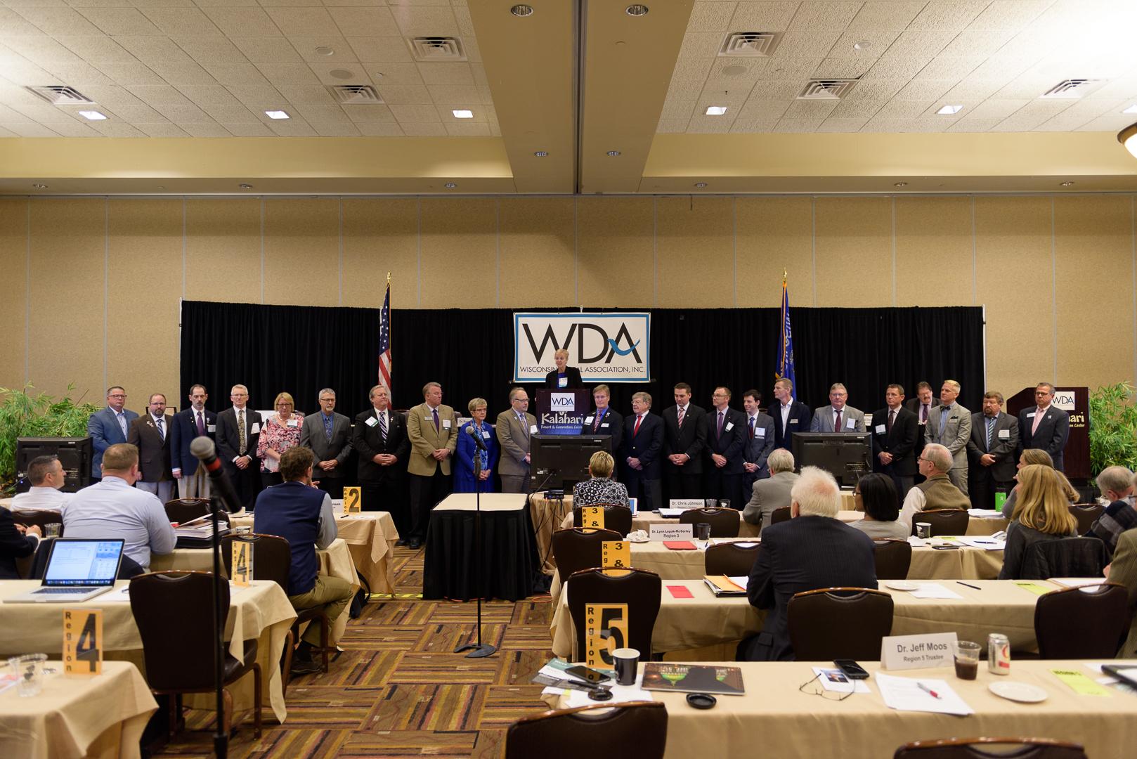 2016 WDA Trustees