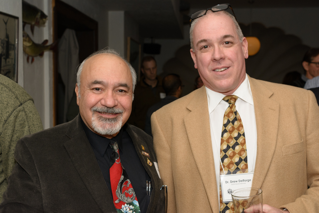 Julio with GDDS Treasurer_Drew Delforge_20160301-DSC_4564