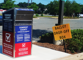 Somerset County Adds Voter Drop Box in Monty Twp for Nov 3 Election