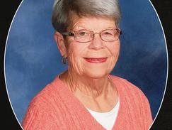 Mary Margaret Conard Zeller, 85