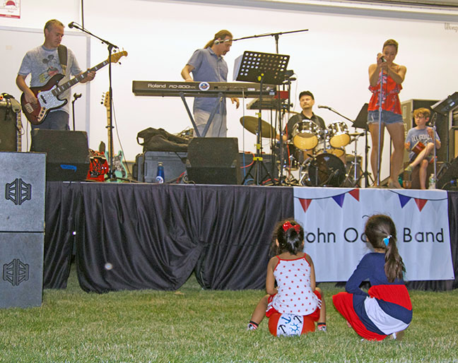 The John Ochs Band