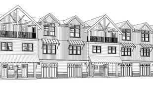 Neighbors Oppose a 154-unit Housing Development Proposed for River Road