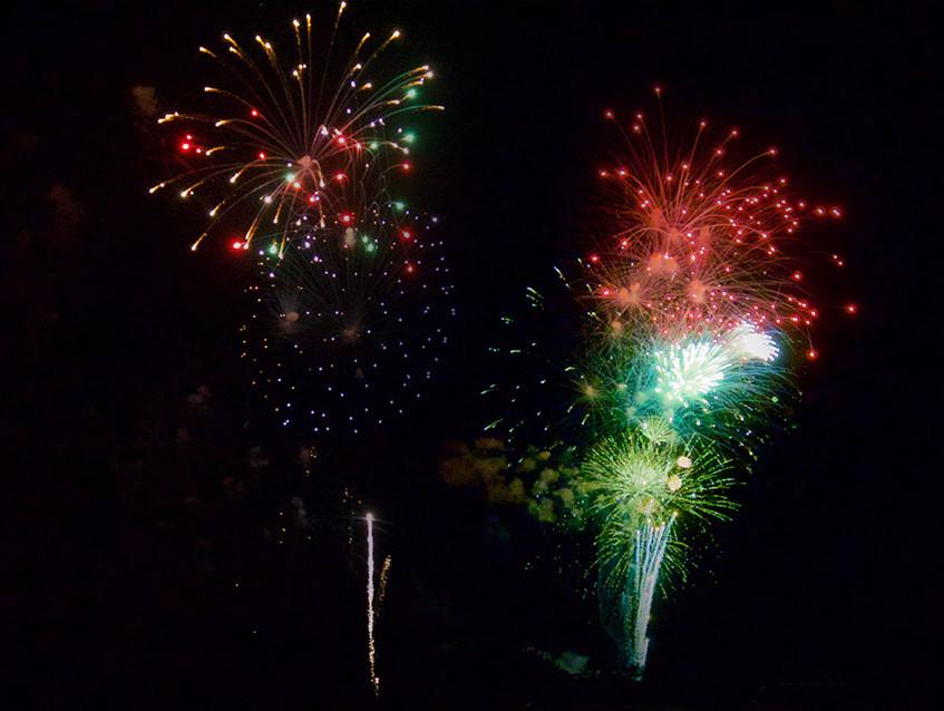 Monty Fireworks