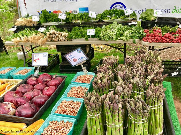 Farmers Market at Duke Farms