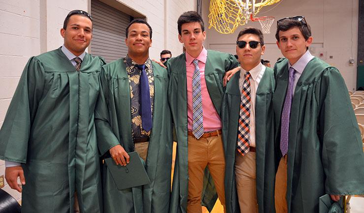 New graduates