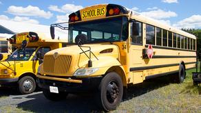 School Bus Fender Bender in Monty, No Injuries