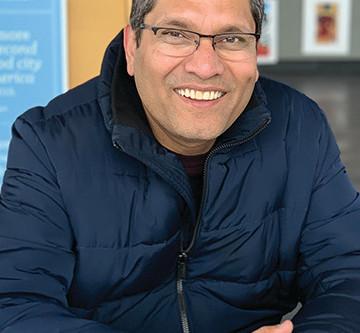 RaghibMuhammad, Montgomery School Board Candidate