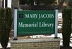 Mary Jacobs Library Closed Temporarily Due to Air-Handling System