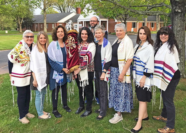 CKS Holds Unusual Group Adult Bat Mitzvah